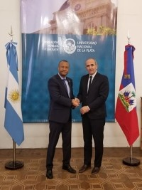 iciHaïti - Argentine : Accord de coopération inter universitaire