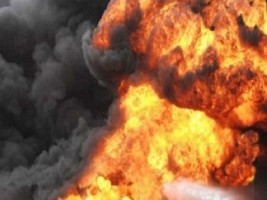 Haiti - FLASH : Explosion of a gas cylinder 22 burned