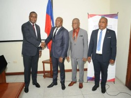 Haiti - FLASH : Now 6 ministers control 12 ministries