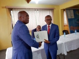 iciHaïti - Justice : Nouveau DG à la tête de l'UCREF