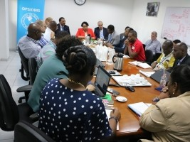 Haiti - Health : Important meeting on the operation of hospitals in times of crisis