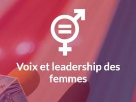 iciHaïti - AVIS : Appel à manifestation d'intérêt «Voix et Leadership des Femmes»