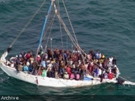 iciHaiti - Boat People : 86 Haitians intercepted off Providenciales