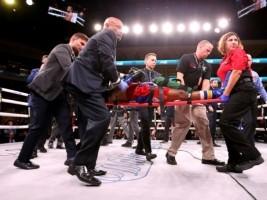 iciHaïti - Sports : Le boxeur américano-haïtien Patrick Day (27 ans) est décédé