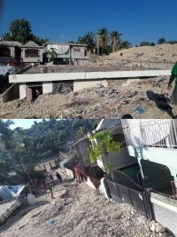 iciHaiti - Weather : Partial balance of Floods in the West Department