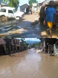Haiti - Weather : Petit-Goâve underwater calls for help