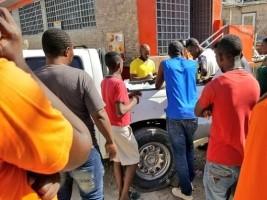 iciHaiti - Floods : Aid distributions in the metropolitan area