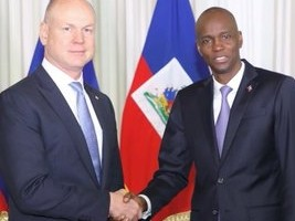 Haiti - Diplomacy : New Ambassador of Canada to Haiti