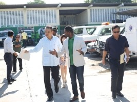 iciHaïti - Taïwan : Renforcement du Centre Ambulancier National