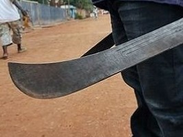iciHaiti - Petit-Goâve : A son kills his mother with machete