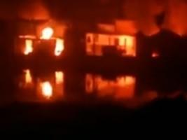 iciHaïti - Cap-Haïtien : Guerre de quartiers, une trentaine de maisonnettes incendiées