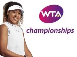 iciHaiti - Women's WTA Masters : Naomi Osaka in the Red Group