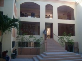 iciHaiti - Security : Vandalism at the Faculty of Ethnology