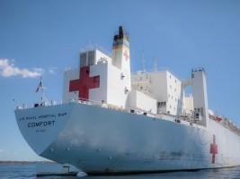 iciHaïti - Santé : Mission en Haïti du navire-hôpital de la marine américaine sous haute sécurité - iciHaiti.com