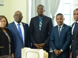 iciHaiti - Politic : New Administrative Director at the Ministry of Planning