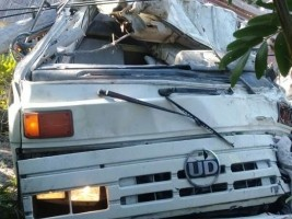 iciHaiti - Crisis : Decline in road accidents