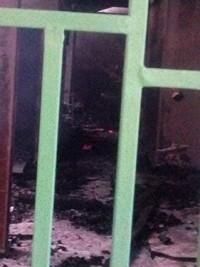 Haïti - FLASH : Le bureau du Sud-Est de la CSC/CA détruit par incendie criminel