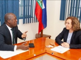 iciHaiti - Crisis : Switzerland concerned by the situation in Haiti