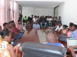 Haiti - Politic : The Ministry of Youth continues to support young entrepreneurs
