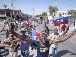 Haiti - Politic : National mobilization, failure of the opposition ?