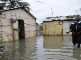 iciHaïti - Environnement : Petit-Goâve de nouveau sous les eaux