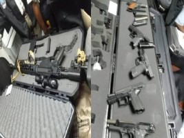 Haiti - Security : All details on the weapons of war seized at Toussaint Louverture Airport