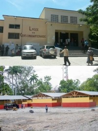 iciHaiti - Education : Reconstruction of the Lycée Cent Cinquantenaire