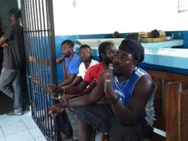 iciHaiti - Petit-Goâve : Dismantling of a gang in Vialet
