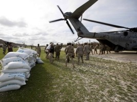 iciHaiti - Humanitarian: UN plans aid distribution by helicopter