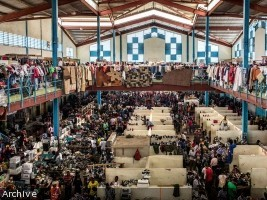 hereHaiti - Dajabón: Important influx of Haitians to the binational market