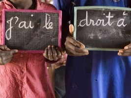 iciHaiti - Politic : France defends the rights of Haitian children