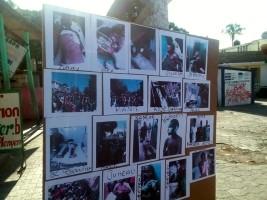 iciHaïti - Petit-Goâve : Journée de protestation contre la répression