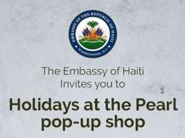 iciHaïti - Diaspora Invitation : Marché haïtien à l'Ambassade d'Haïti à Washington