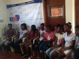 iciHaïti - Carrefour : Séance de sensibilisation pour les femmes victimes de violence
