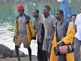 iciHaiti - Jamaica : Haitian fishermen charged with illegal entry