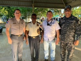 Haiti - DR: The PNH and the Dominican police will join their efforts