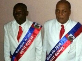 iciHaiti - Petit-Goâve : Open war between Mayor Limongy and his deputy Desgranges