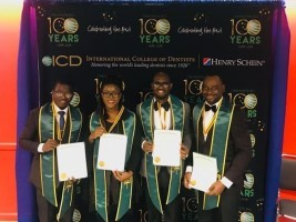 iciHaiti - Health : 4 exceptional Haitian dentists new members of the ICD