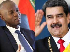 Haiti - Venezuela : Withdrawal of the support of Haiti to the Maduro regime, Moïse explains