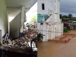 iciHaïti - Cap-Haïtien : Inondations et glissement de terrain