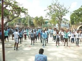 iciHaiti - Social : Popular success of the first activities of the «Sport - Health» Program