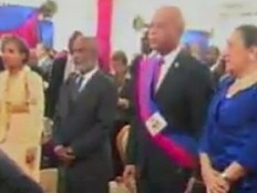 Haiti - Inauguration : Michel Martelly, 56th President of Haiti