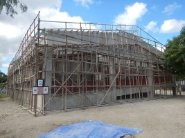 Haiti - Japan : 12 schools are under construction in the Center and the Artibonite