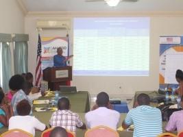 iciHaïti - Finance : Renforcer le professionnalisme des journalistes