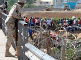 iciHaïti - RD : Le Gouvernement dominicain évoque l'«exode des d'haïtiens» à la frontière