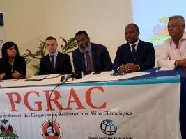 Haïti - Environnement : Don de 35 millions de dollars de la BM contre les aléas climatiques
