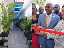 iciHaïti - Tabarre : Ouverture d'une nouvelle succursale de l'OFATMA