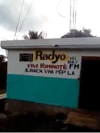 iciHaïti - Île-à-Vache : «Radio Wva Kominotè llavach» à besoin d'aide