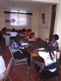 iciHaïti - Carrefour : Atelier de lecture pour les filles
