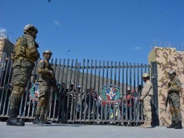 Haiti - FLASH : The Dominican army sends new reinforcements to the border with Haiti